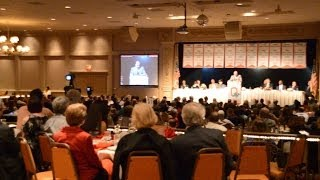 Central Ohio Business Leader Shawn Cunix supports Team Focus' Night with Urban Meyer