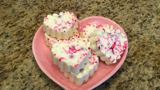 Valentine's Day White Chocolate Bark Bites – Lynn's Recipes
