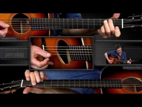 Blues Guitar Lesson – The Piedmont Style