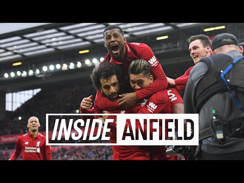 Inside Anfield: Liverpool 2-1 Tottenham | Tunnel Cam and Incredible Anfield atmosphere