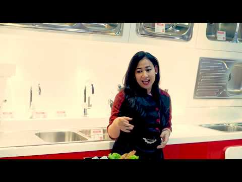 Cooking Class With Chef Mika Hadi @ Showroom TEKA And LINEA Jakarta