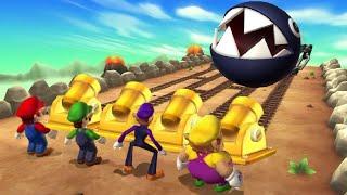 Video Mario Party 9 - All Minigames MP3, 3GP, MP4, WEBM, AVI, FLV Juni 2018