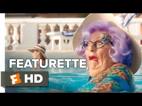Absolutely Fabulous: The Movie Featurette - Legacy (2016) - Jennifer Saunders Movie