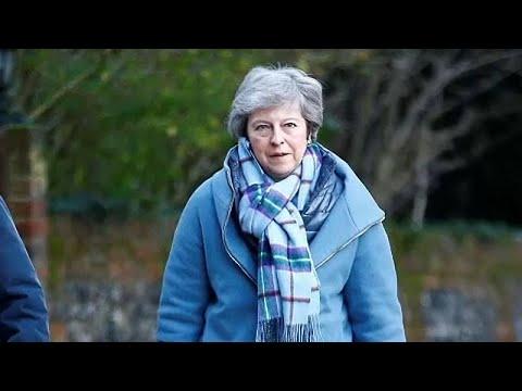 Τ. Μέι: «Θα δώσω μάχη για το Brexit»