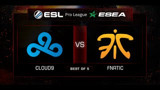 C9 vs fnatic, game 4