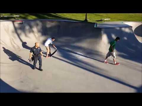 Bellevue Skate Park 22Sept16