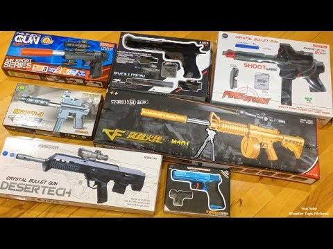 Video Box of Toys! New Toy Guns Arsenal for My Collection | Realistic Airsoft Guns and Toy Blasters download in MP3, 3GP, MP4, WEBM, AVI, FLV January 2017