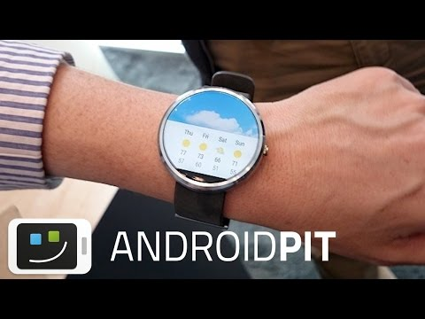 Moto 360 in 30 seconds | 10 things you need to know