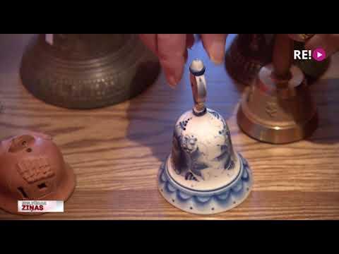 Lielplatones muižā atklāj zvanu muzeju