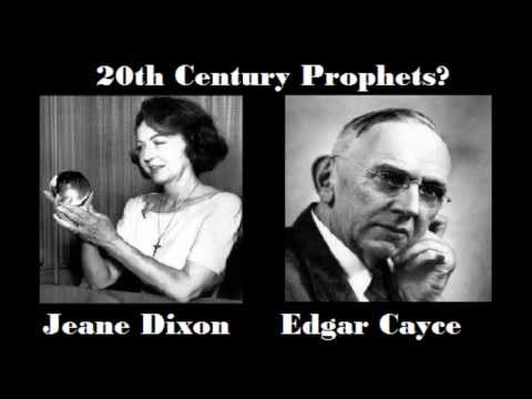 Dr. Walter Martin – Jeane Dixon & Edgar Cayce P1/2 – 20th Century Prophets?