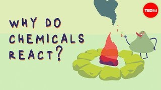 What triggers a chemical reaction? – Kareem Jarrah