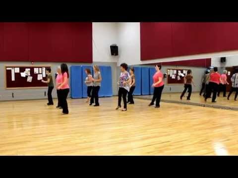 Cecilia – Line Dance (Dance & Teach in English & 中文)