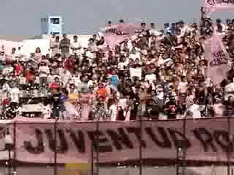 El Que no Salta.......juventudrosada..del Callao..! - Barra Popular Juventud Rosada - Sport Boys