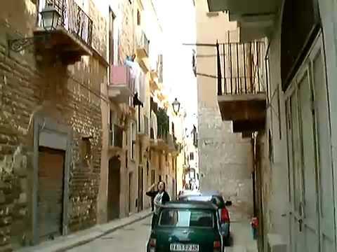 Litigata a Bari vecchia