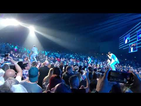 Backstreet Boys 4k Drowning April 19/2019 Vegas