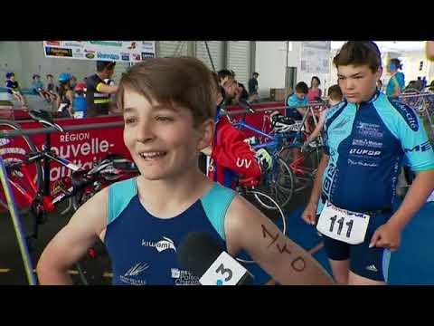 Championnat de France de duathlon à Parthenay