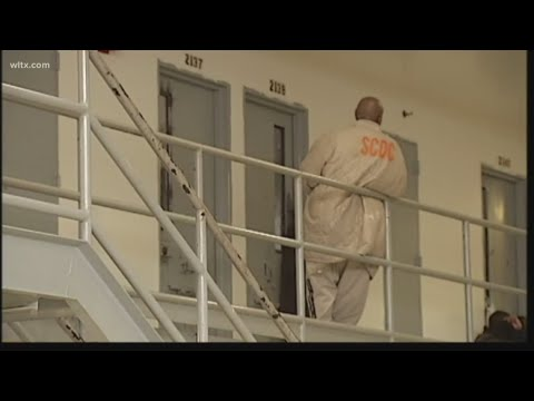 Prisoner attacked, killed by cellmate at South Carolina prison, officials say