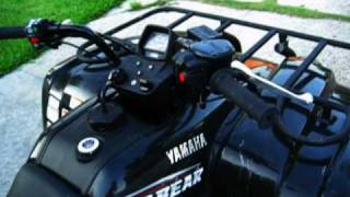 4. 2009 Yamaha Big Bear 400 4x4