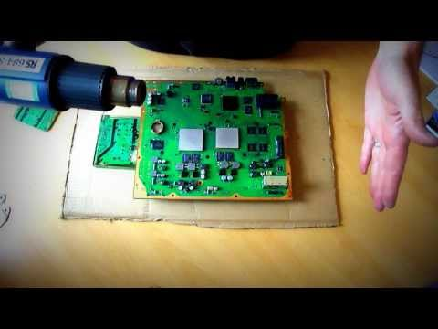 ps3 - Hi from Naynay2good this video will show you how to repair your PS3 suffering from the overheating issue when you get the three flashing red light and will n...