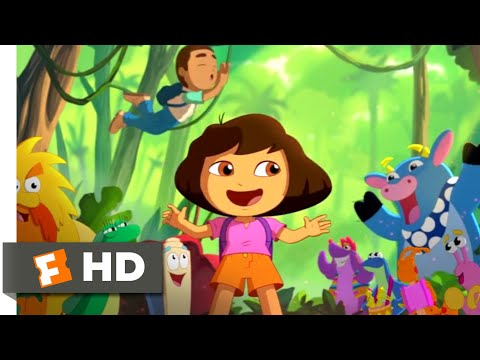 Dora and the Lost City of Gold (2019) - Spore Field Scene (4/10) | Movieclips