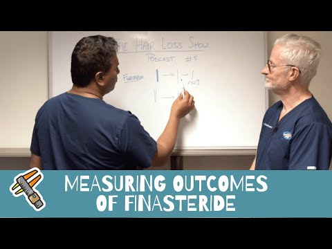 Measuring Outcomes of Finasteride