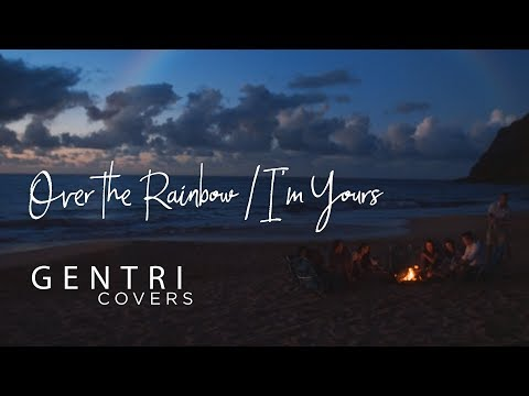 """Somewhere Over the Rainbow/I'm Yours"" (Iz/Jason Mraz Cover) 