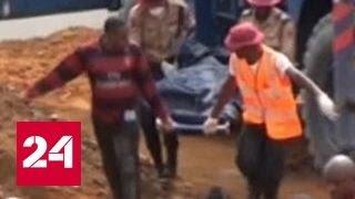 Обрушение церкви в Нигерии. По уточненным данным, погибли 160 человек
