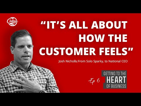 """""""It's All About How the Customer Feels""""—Josh Nicholls, Platinum Electricians (Podcast Audio S1 Ep 6)"""