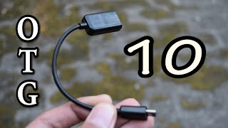 Video Top 10 USES of OTG Cable that will BLOW YOUR MIND! MP3, 3GP, MP4, WEBM, AVI, FLV November 2018