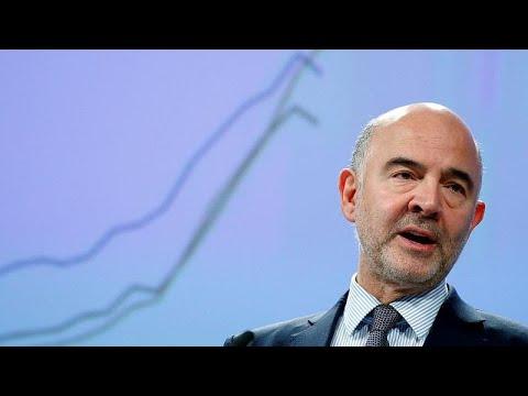 Πιερ Μοσκοβισί: «Μην περιμένετε κακές εκπλήξεις για την Ελλάδα»…