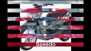 9. SYM HD 125/200i EVO