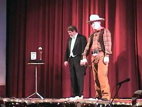 Yo-Yo Man (Tom Smothers) performs comedy and magic with Roger Rhoten Sebastiani Theater