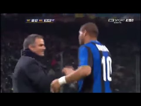 Inter Vs Milan FULL MATCH (15/02/2009)