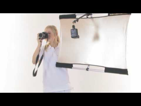 SUNBOUNCE FLASH-BRACKET - Setup Video (deutsch)