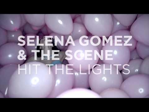Selena Gomez & The Scene - Hit The Lights (Teaser 2)