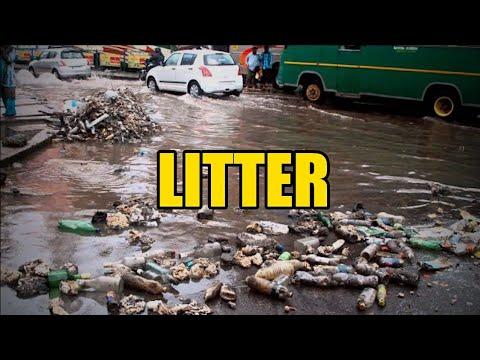 Litter short film