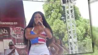 Joseline Hernandez Gets Booed Off Stage - YouTube