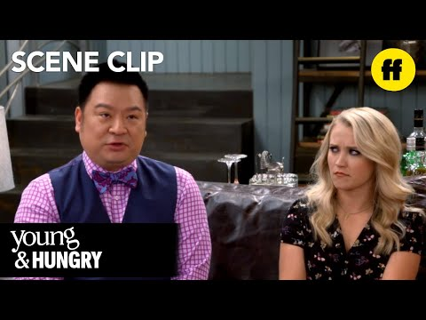 Young & Hungry | Season 5, Episode 11: Josh & Gabi Are Officially A Couple | Freeform