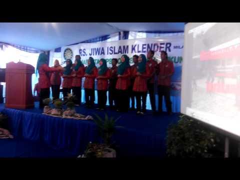 Mars Muhammadiyah dan Mars RS JIwa Islam Klender