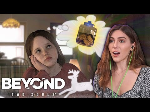 We Want Cookies! | Beyond Two Souls Pt. 2 | Marz Plays