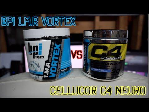 bpi 1.M.R Vortex VS Cellucor C4 Neuro   Honest Review