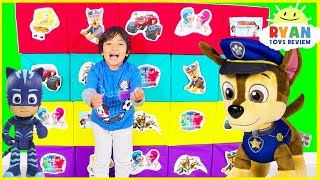 Video Giant Smash Surprise Toys with Paw Patrol, Jurassic World Dinosaur, Incredible 2 MP3, 3GP, MP4, WEBM, AVI, FLV Januari 2019