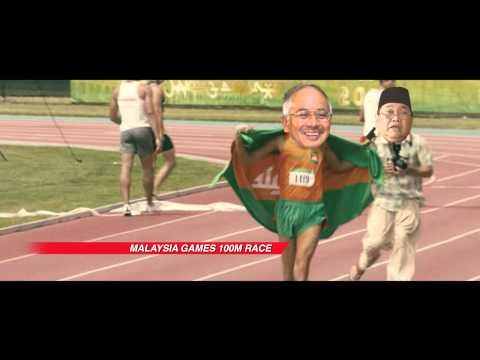 Sukan 1 Malaysia (Parody)