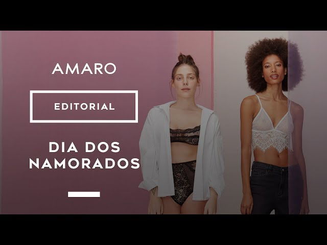 #AMAROmelhordevc | Dia Dos Namorados - Amaro