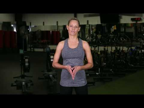 Power Plate training with Lisa Varga, Introduction