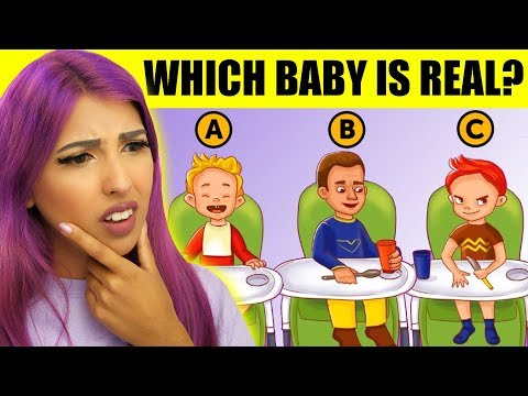 Crazy Riddles That WILL Make You Question EVERYTHING