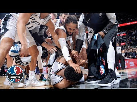 Video: Rudy Gay stuns the Phoenix Suns with buzzer-beater in Spurs' win | NBA Highlights