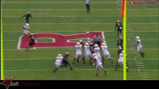 David Hurd vs Rutgers (2013)