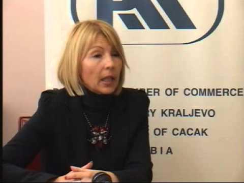 Regionalna privredna komora Kraljevo, organizaciona jedinica Čačak