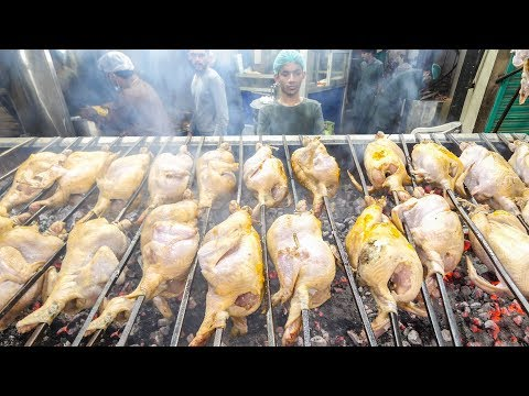 LEVEL 9999 BEST Street Food in Pakistan - The ULTIMATE Lahori Street Food Tour of Lahore, Pakistan!